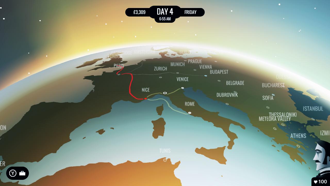 Game image 80 Days