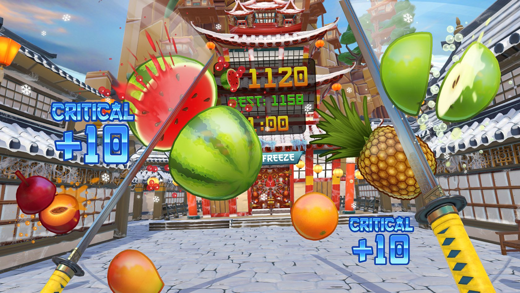 Game image Fruit Ninja