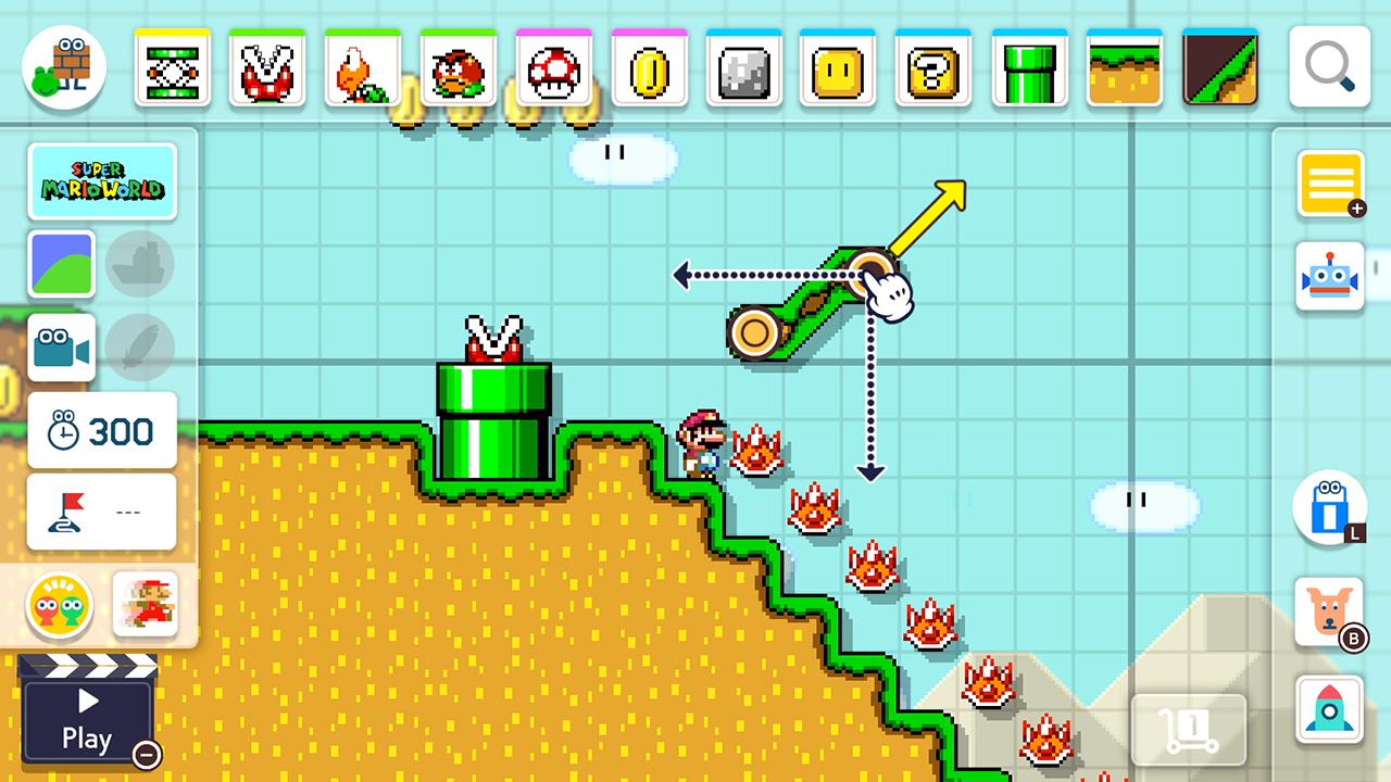 Game image Super Mario Maker