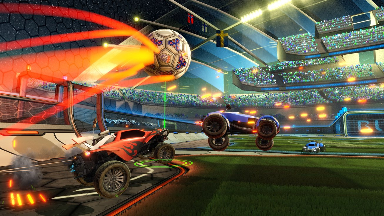 Game image Rocket League