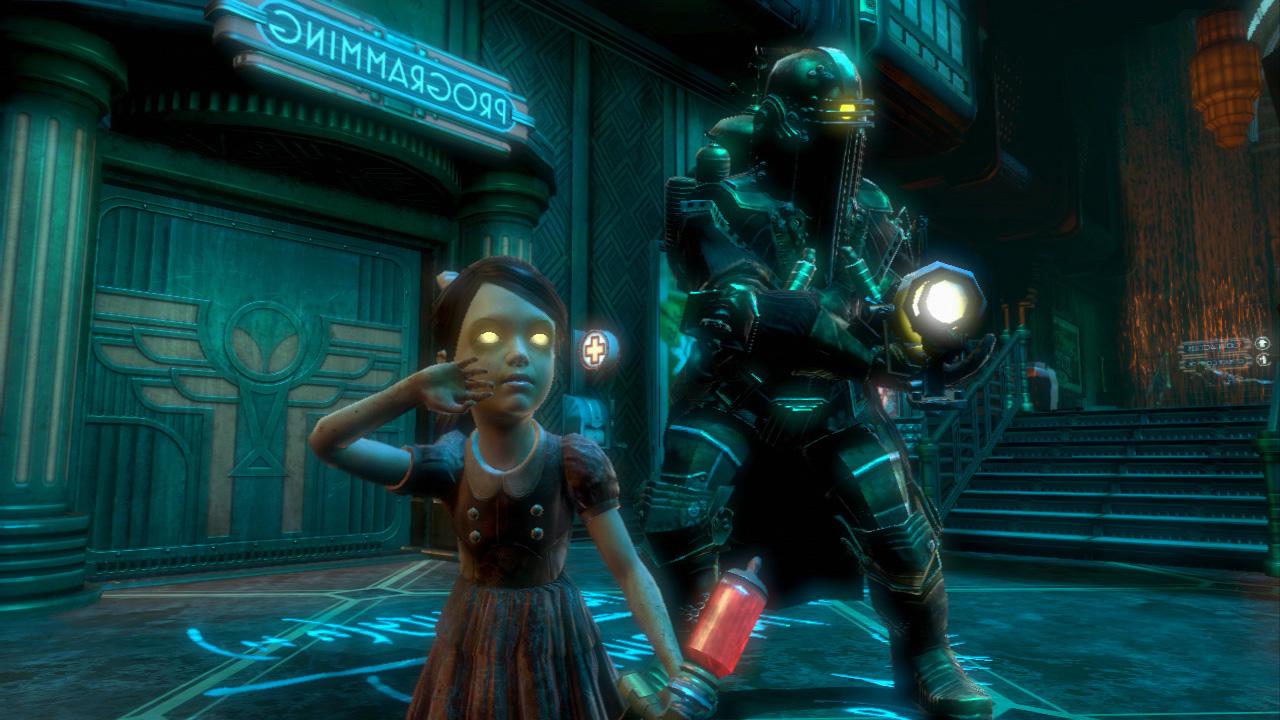 Game image Bioshock