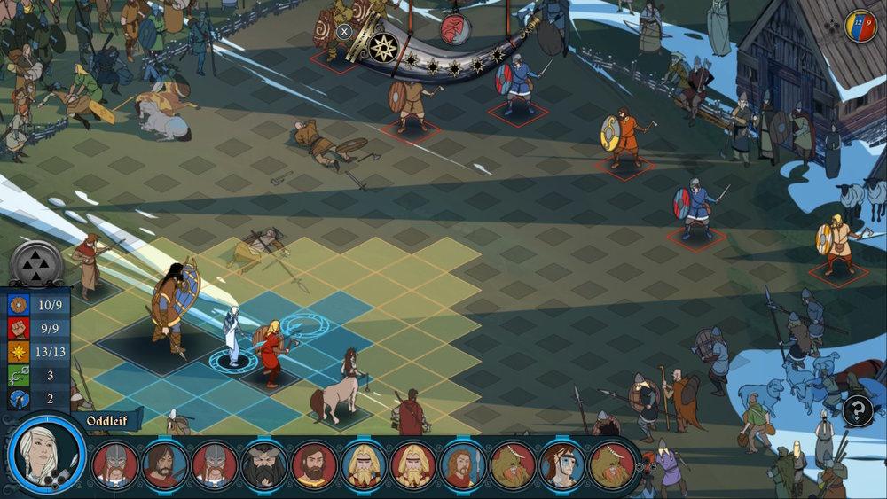 Game image The Banner Saga