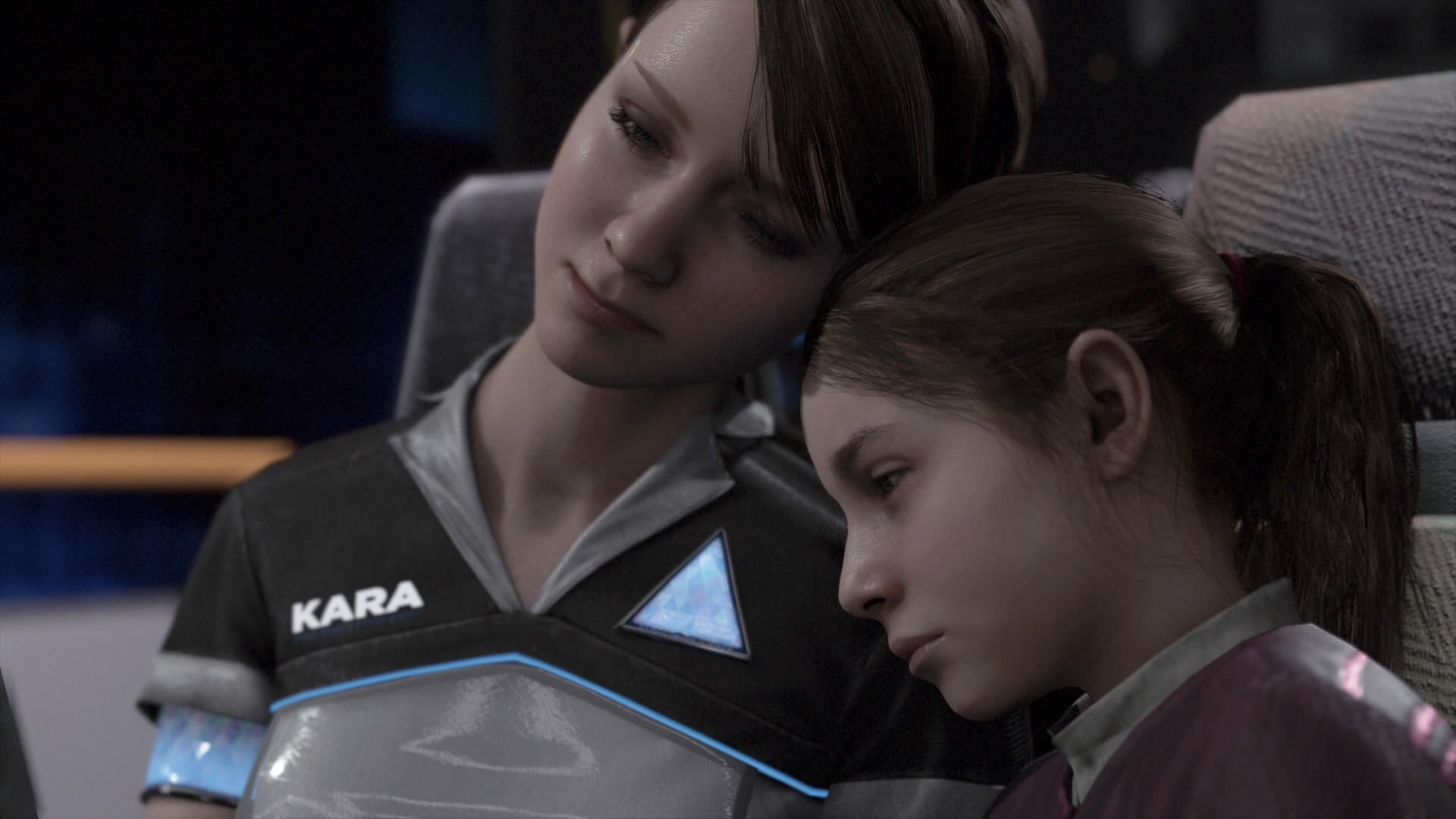 Detroit Become Human Playstation 4 Family Video Game Database