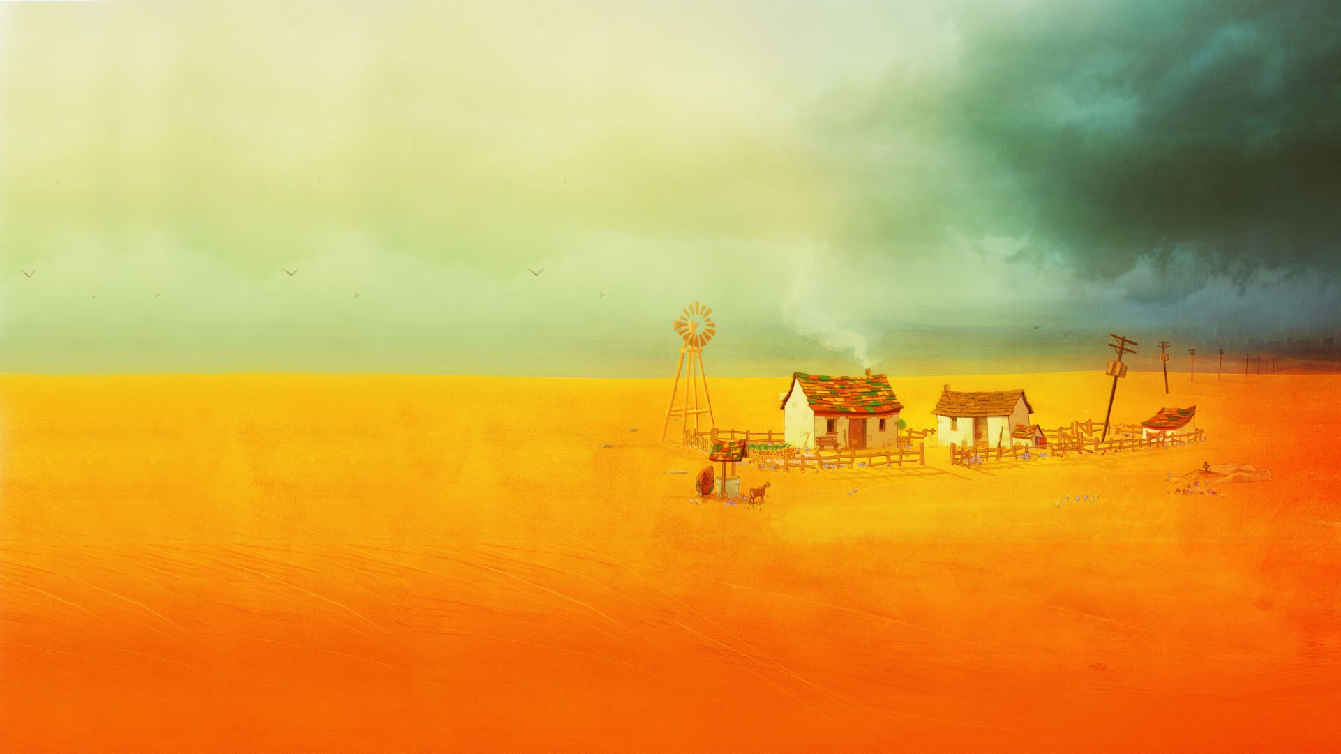 Game image The Stillness of the Wind