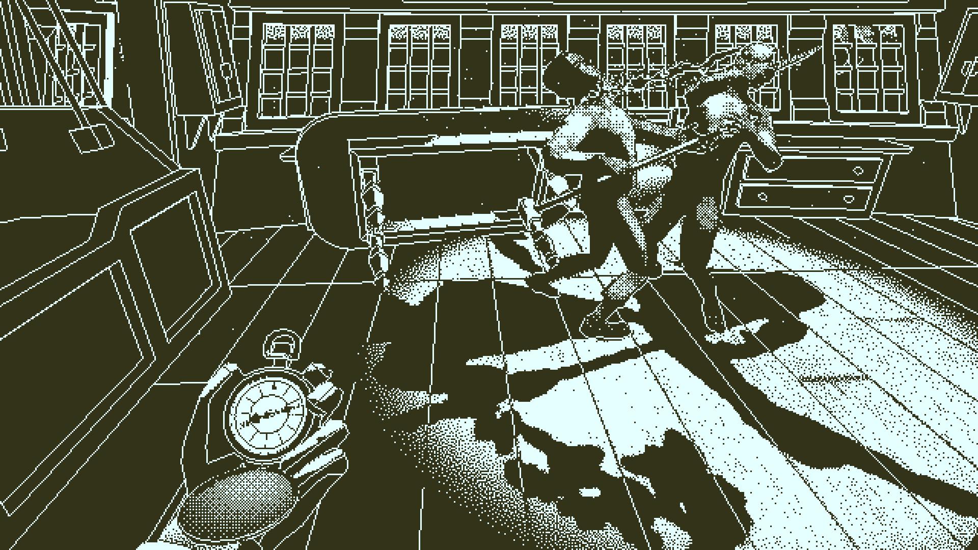 Game image Return of the Obra Dinn