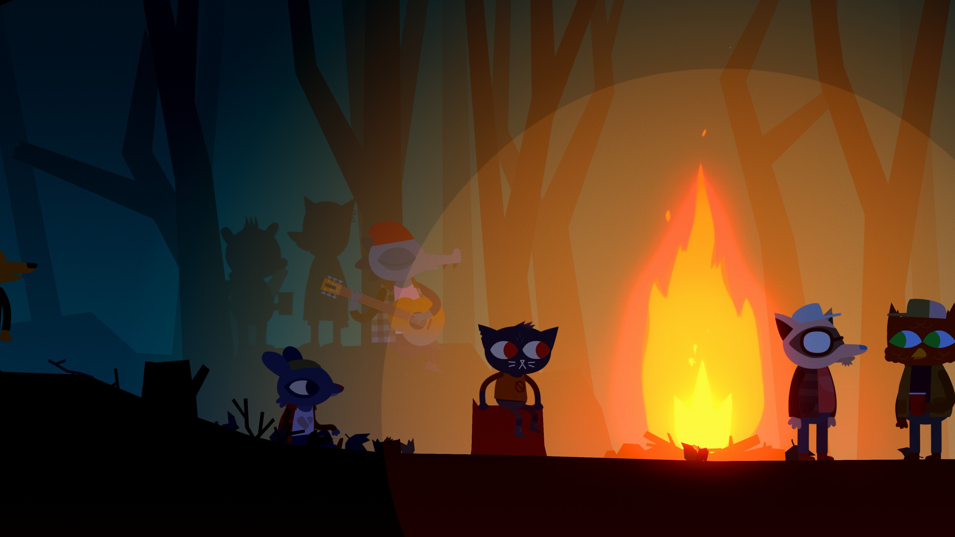 Game image Night in the Woods