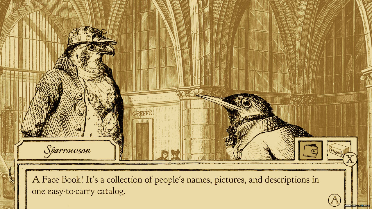 Game image Aviary Attorney