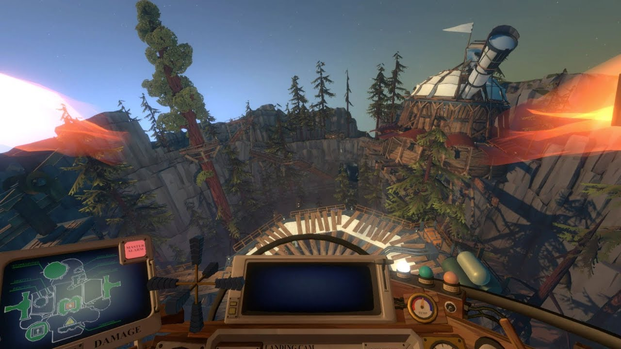 Game image Outer Wilds