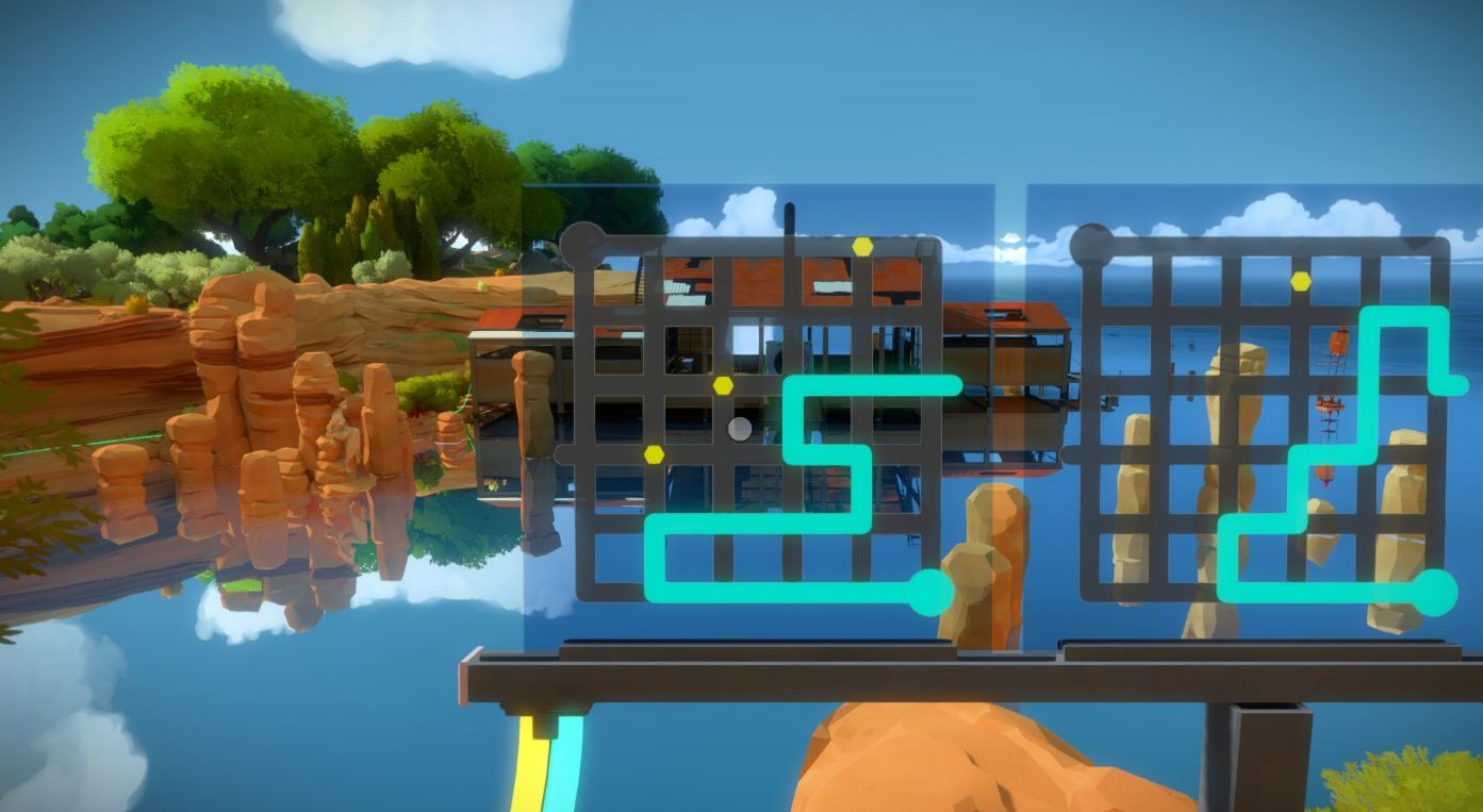 The Witness - PC, PlayStation 4, Xbox One and iOS - Family Video ...