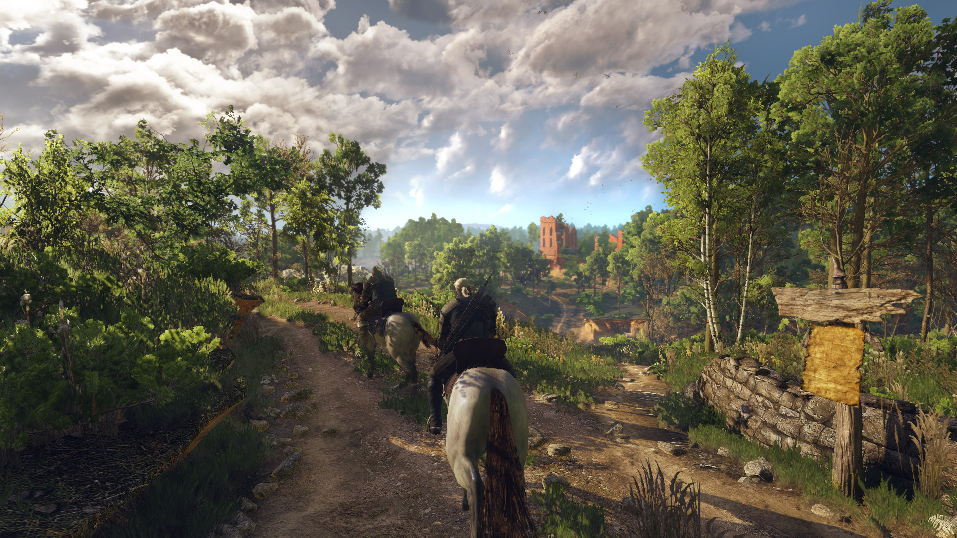 Game image The Witcher 3 Wild Hunt
