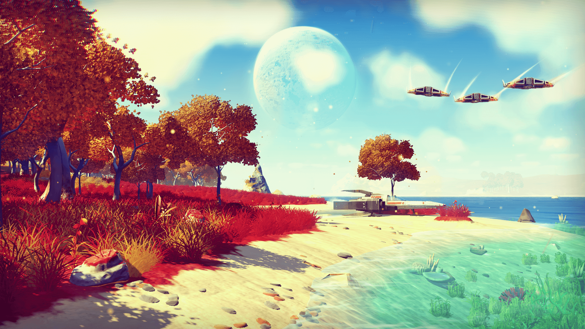 Game image No Mans Sky