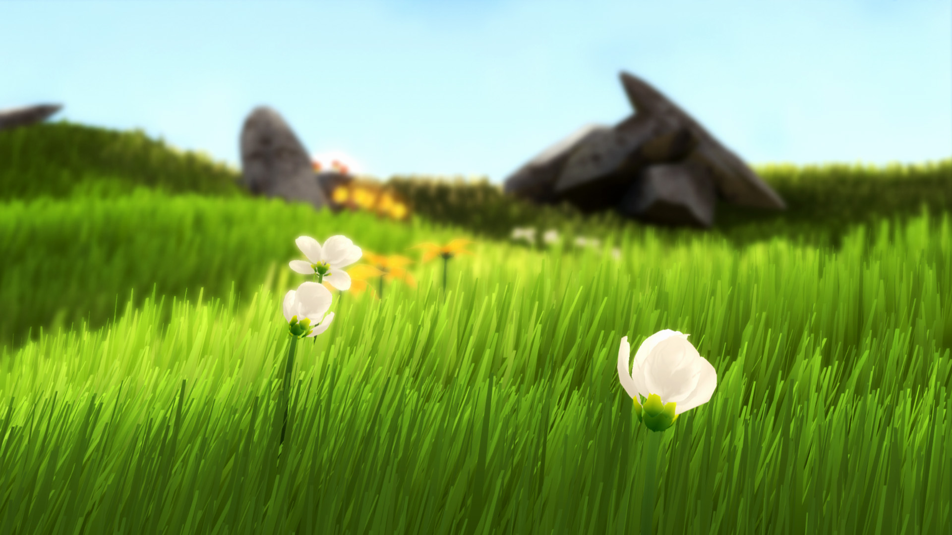 Game image Flower