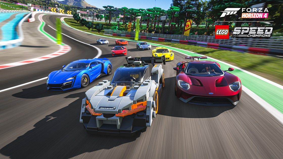 Game image Forza Horizon 4
