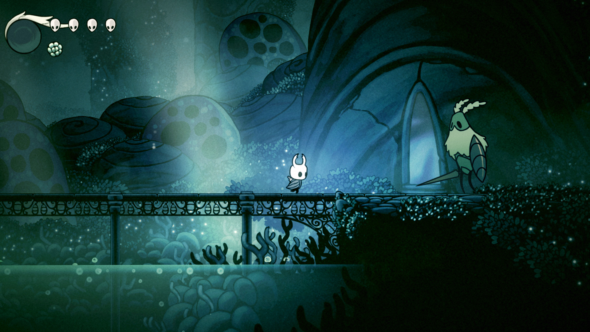 Game image Hollow Knight