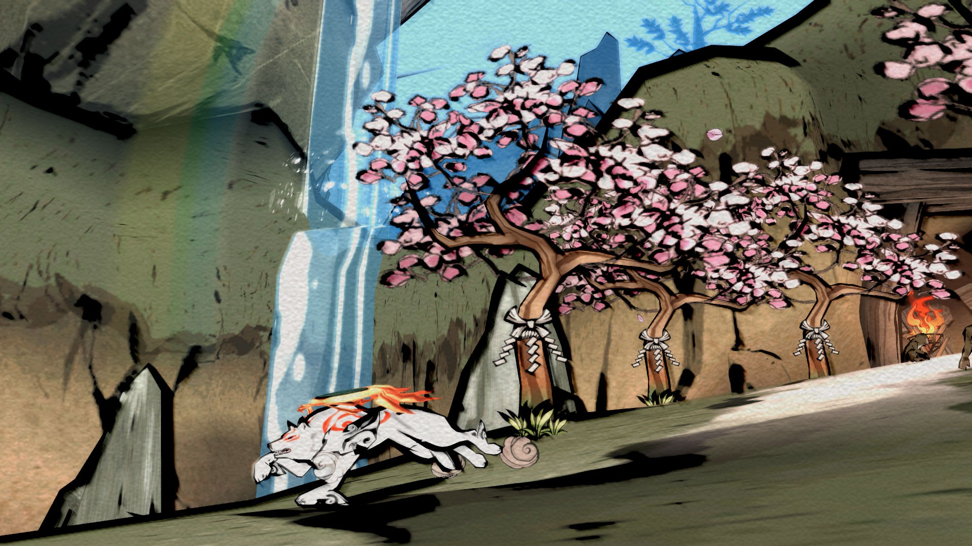 Game image Okami