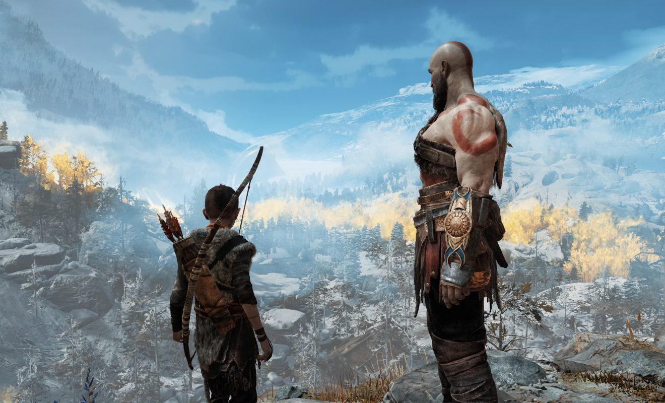 Game image God of War