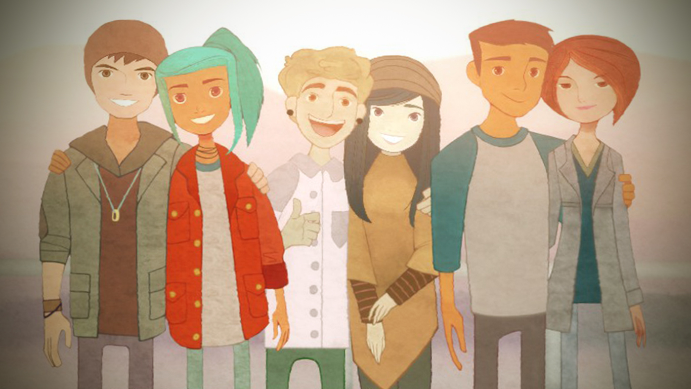 Game image Oxenfree