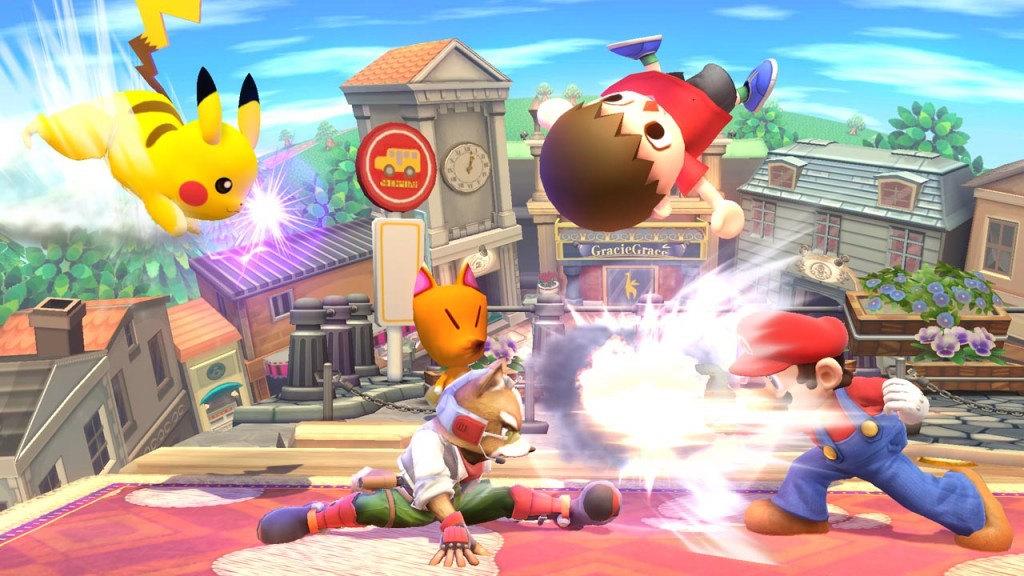Game image Super Smash Bros Ultimate