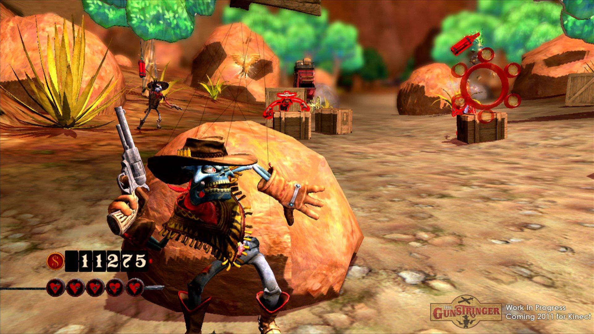 Game image The Gunstringer