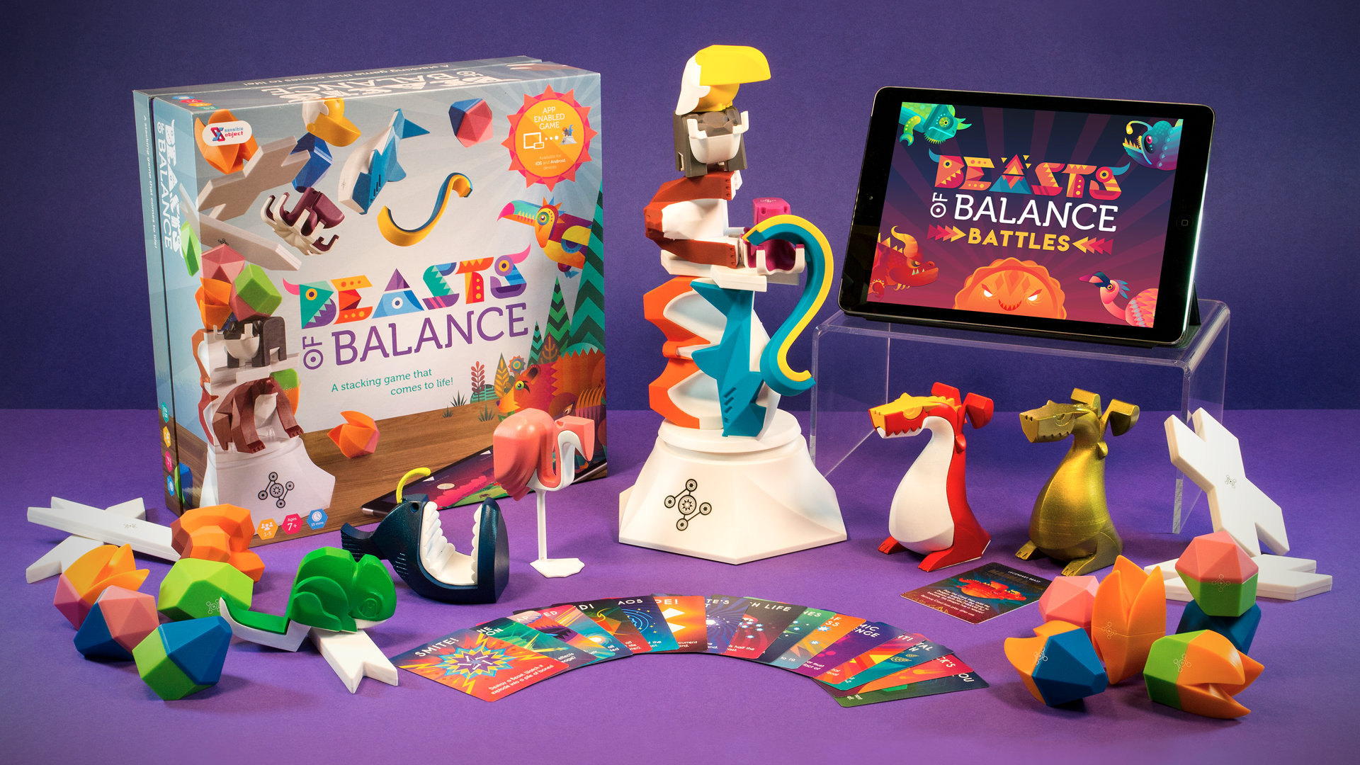 Game image Beast of Balance