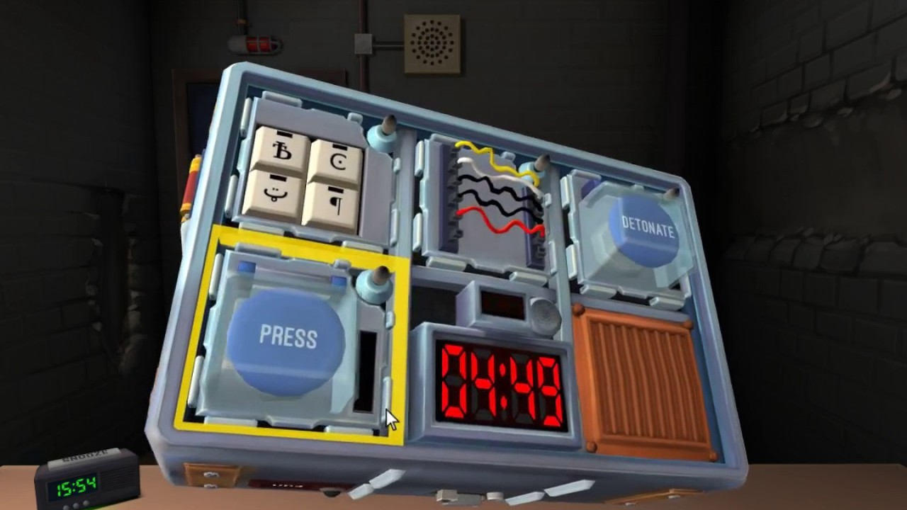 Game image Keep Talking and Nobody Explodes