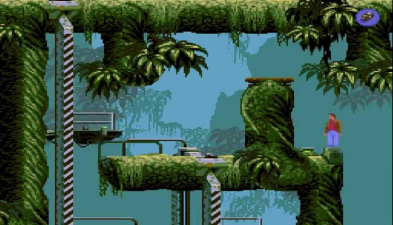 Game image Flashback