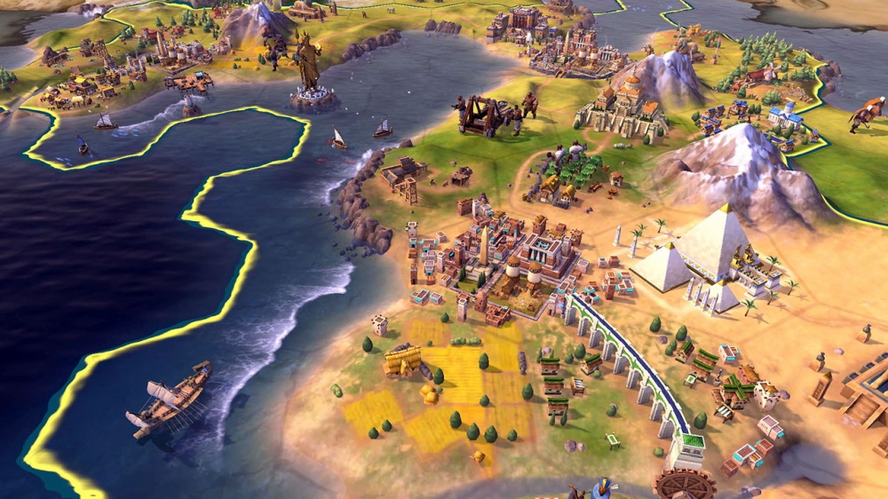 Game image Sid Meiers Civilization