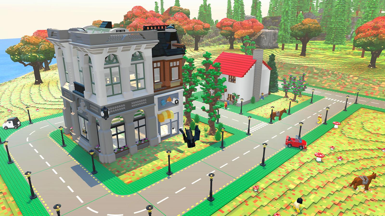Game image Lego Worlds