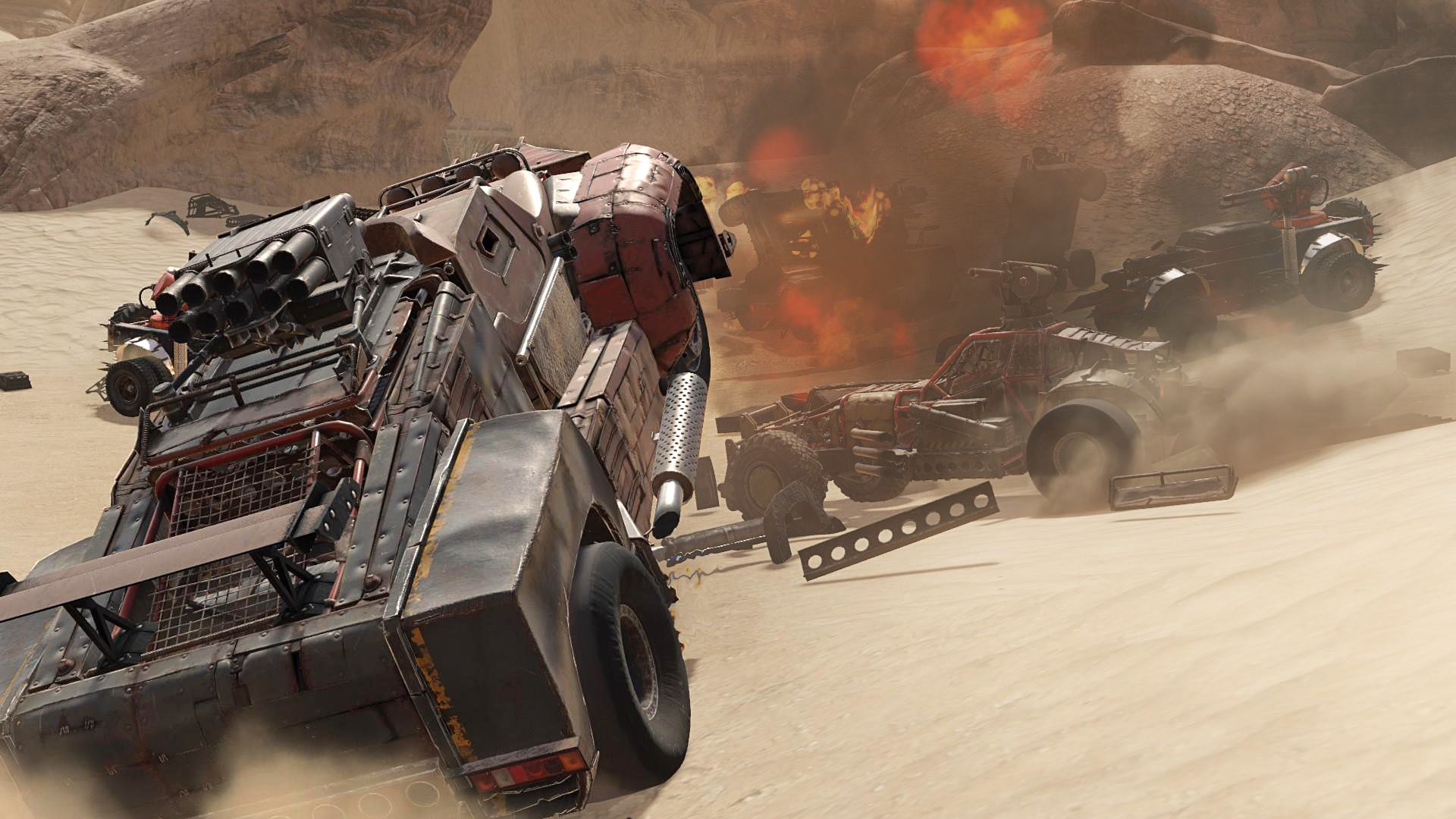 Game image Crossout
