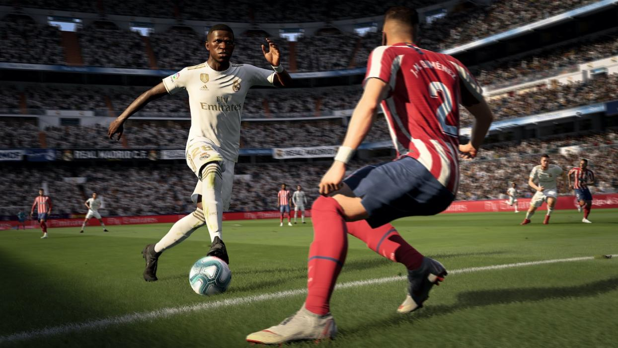 Game image FIFA 21