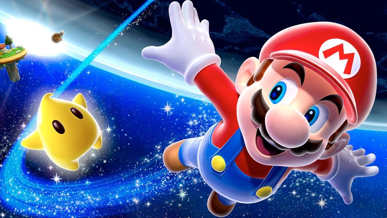Game image Super Mario Galaxy