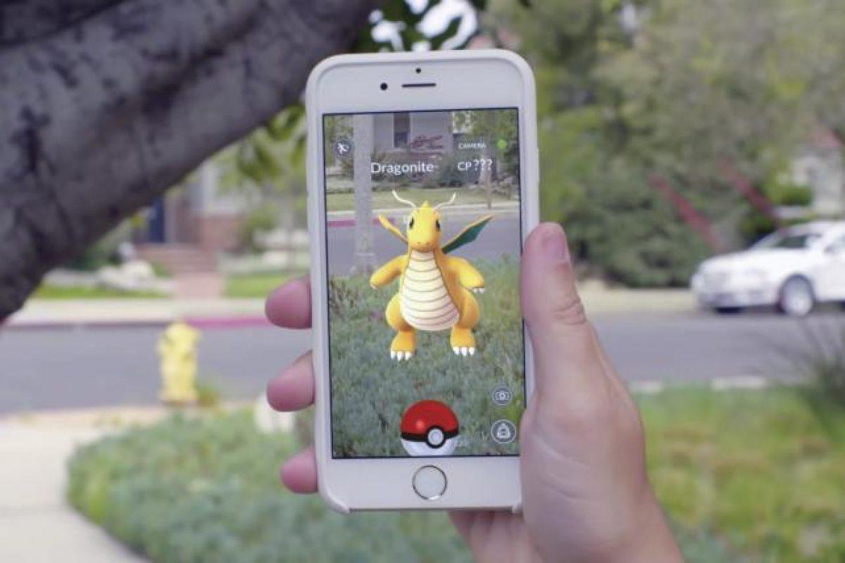 Game image Pokemon Go