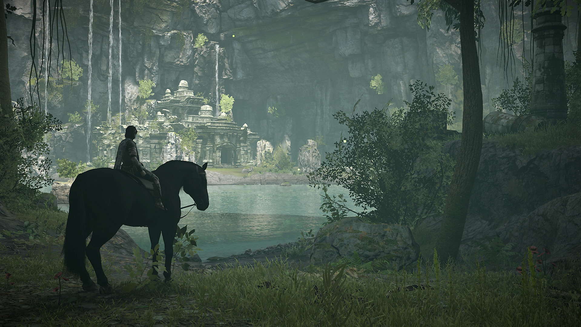 Game image Shadow Of The Colossus