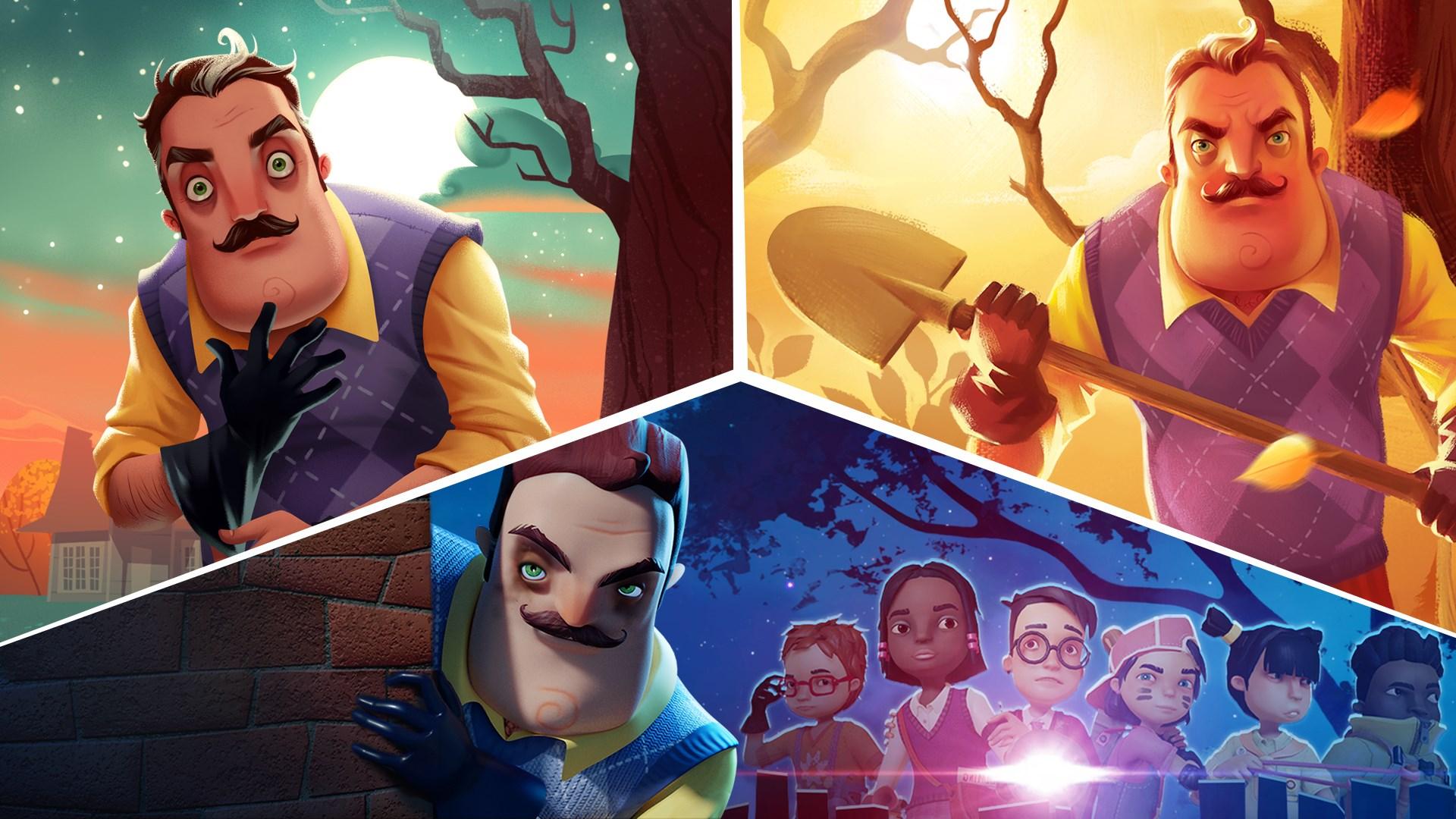 Game image Hello Neighbor