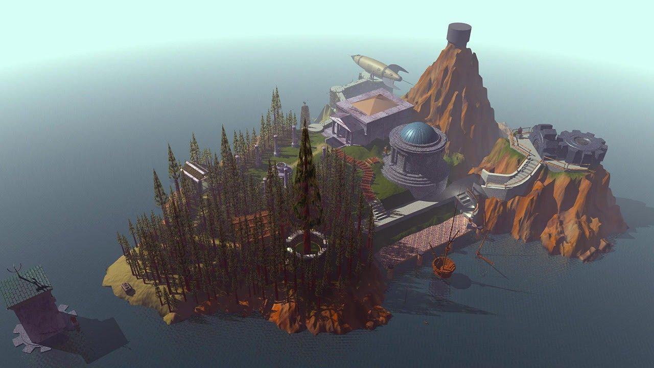Game image Myst