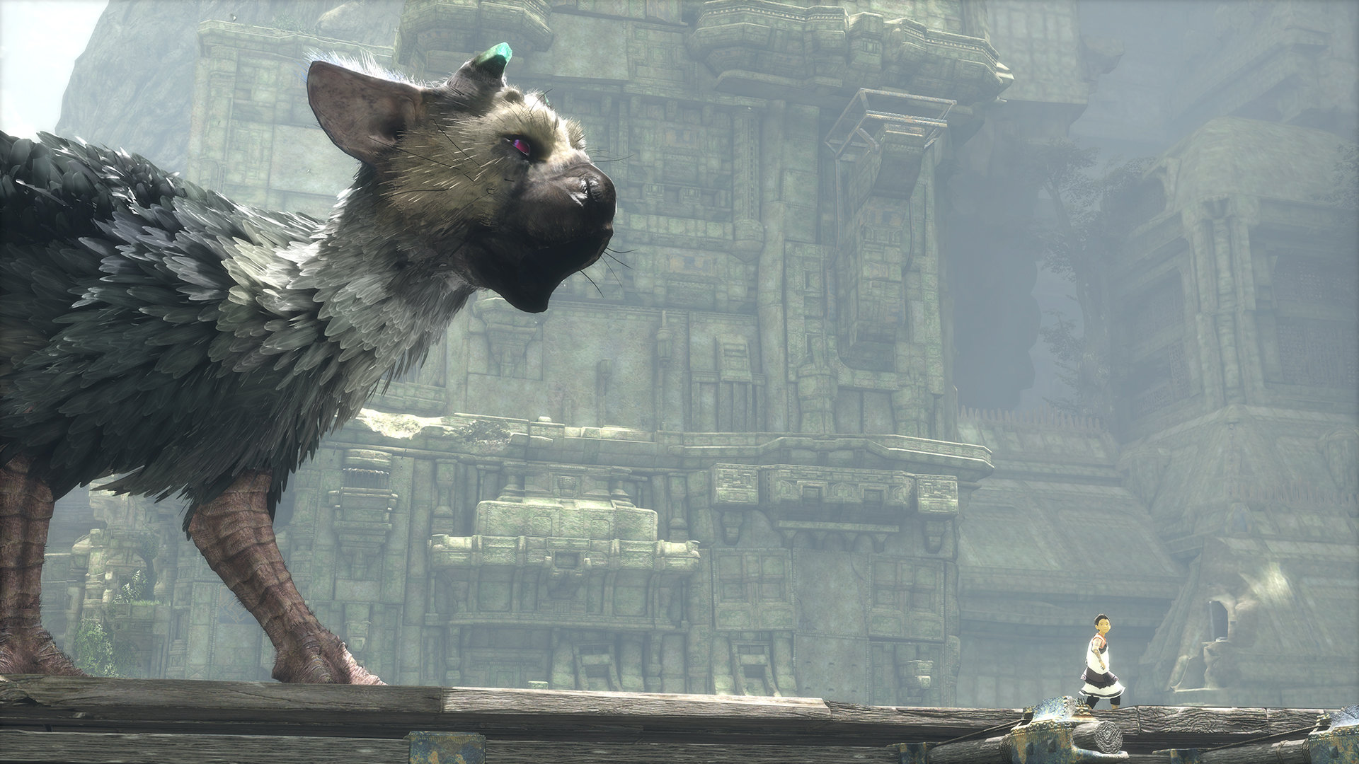 Game image The Last Guardian