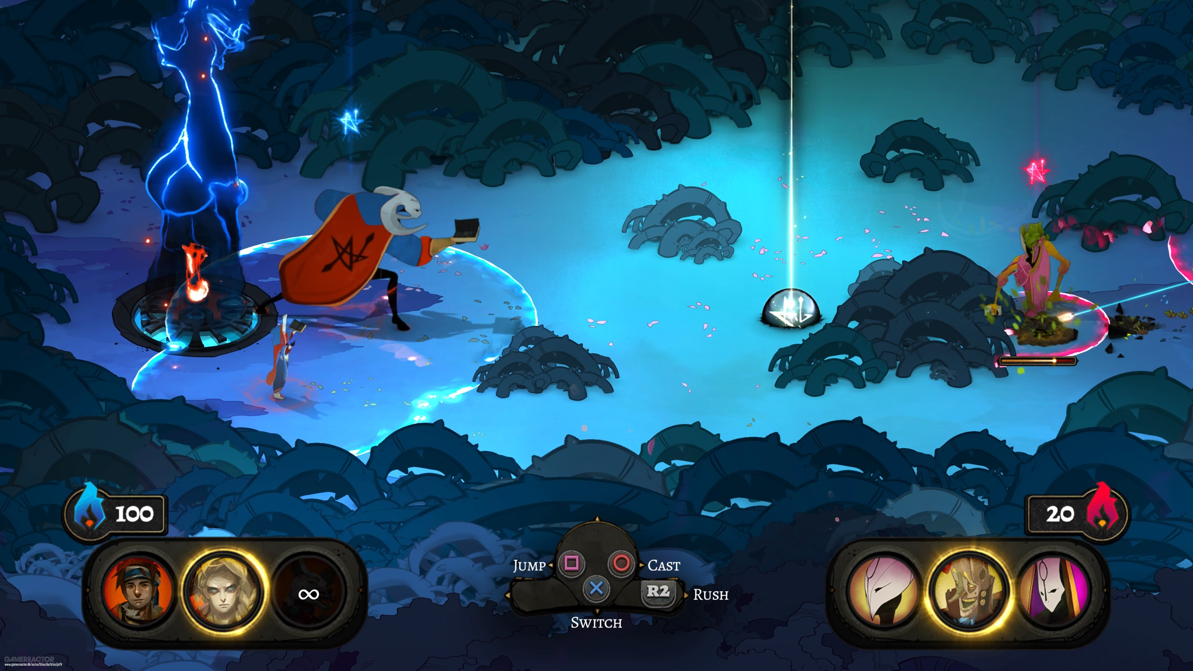 Game image Pyre