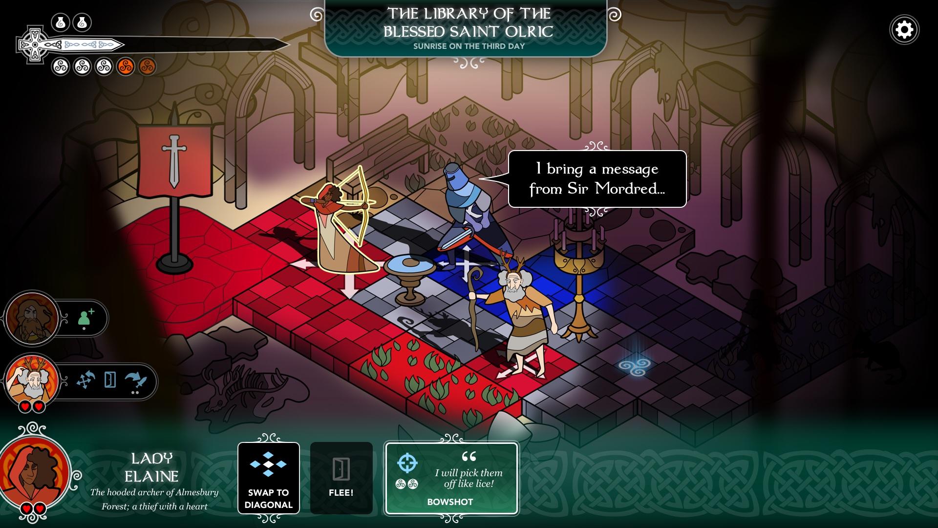 Game image Pendragon