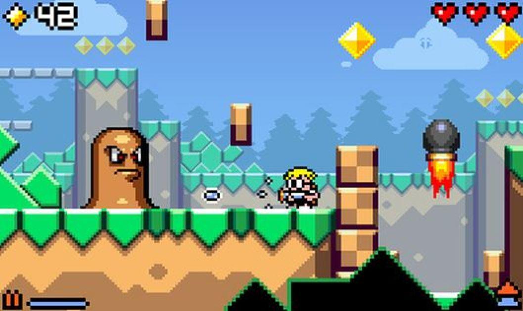 Game image Mutant Mudds