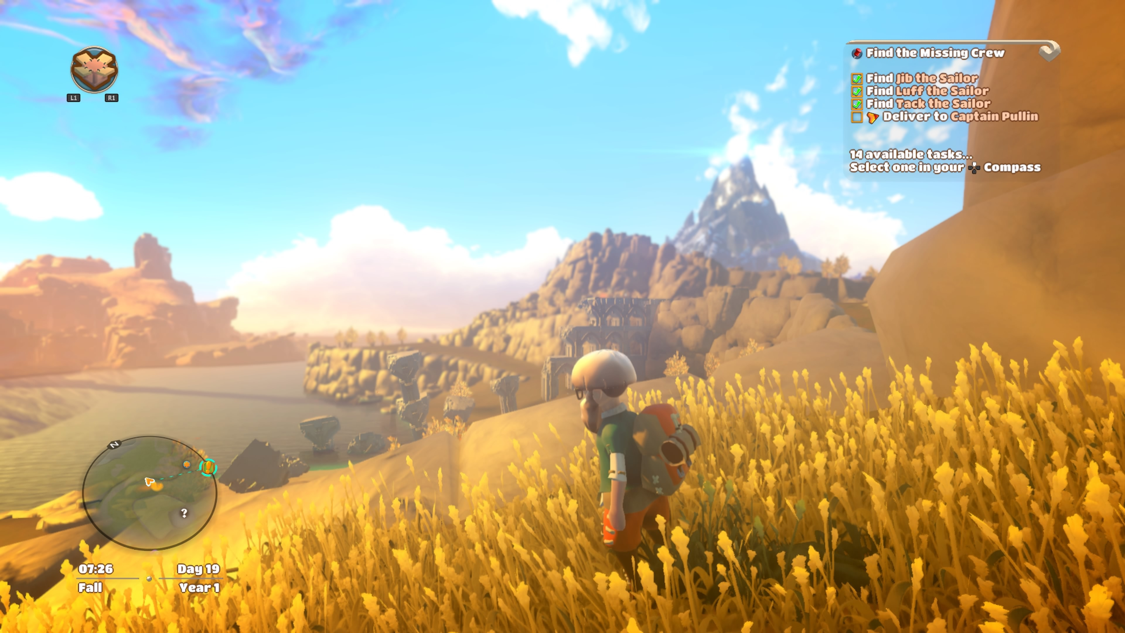 Game image Yonder The Cloud Catcher Chronicles