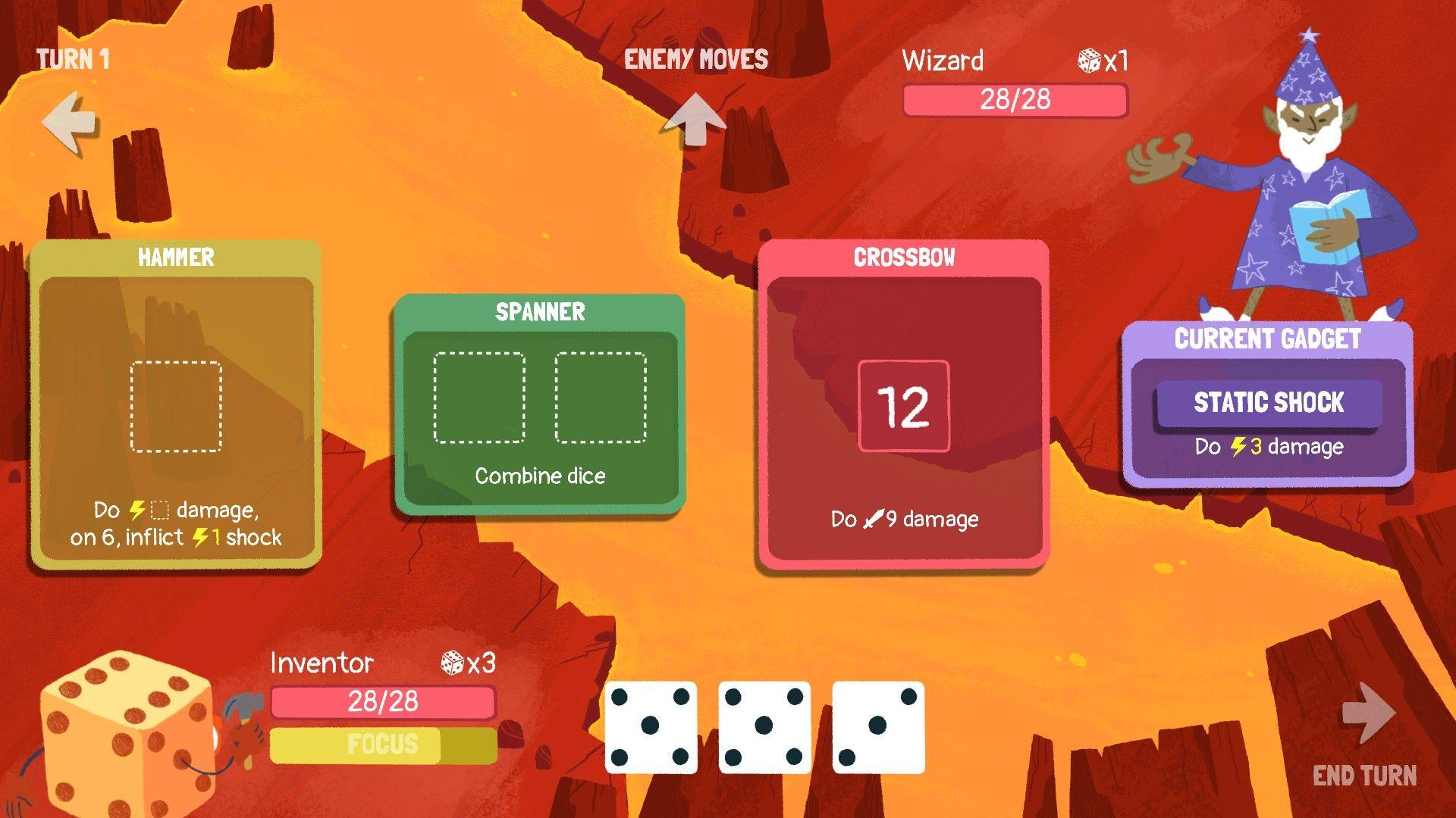 Dicey Dungeons Android Mac Nintendo Switch Pc And Ios