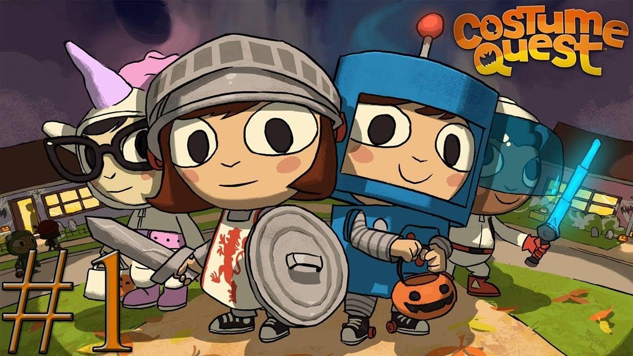 Game image Costume Quest