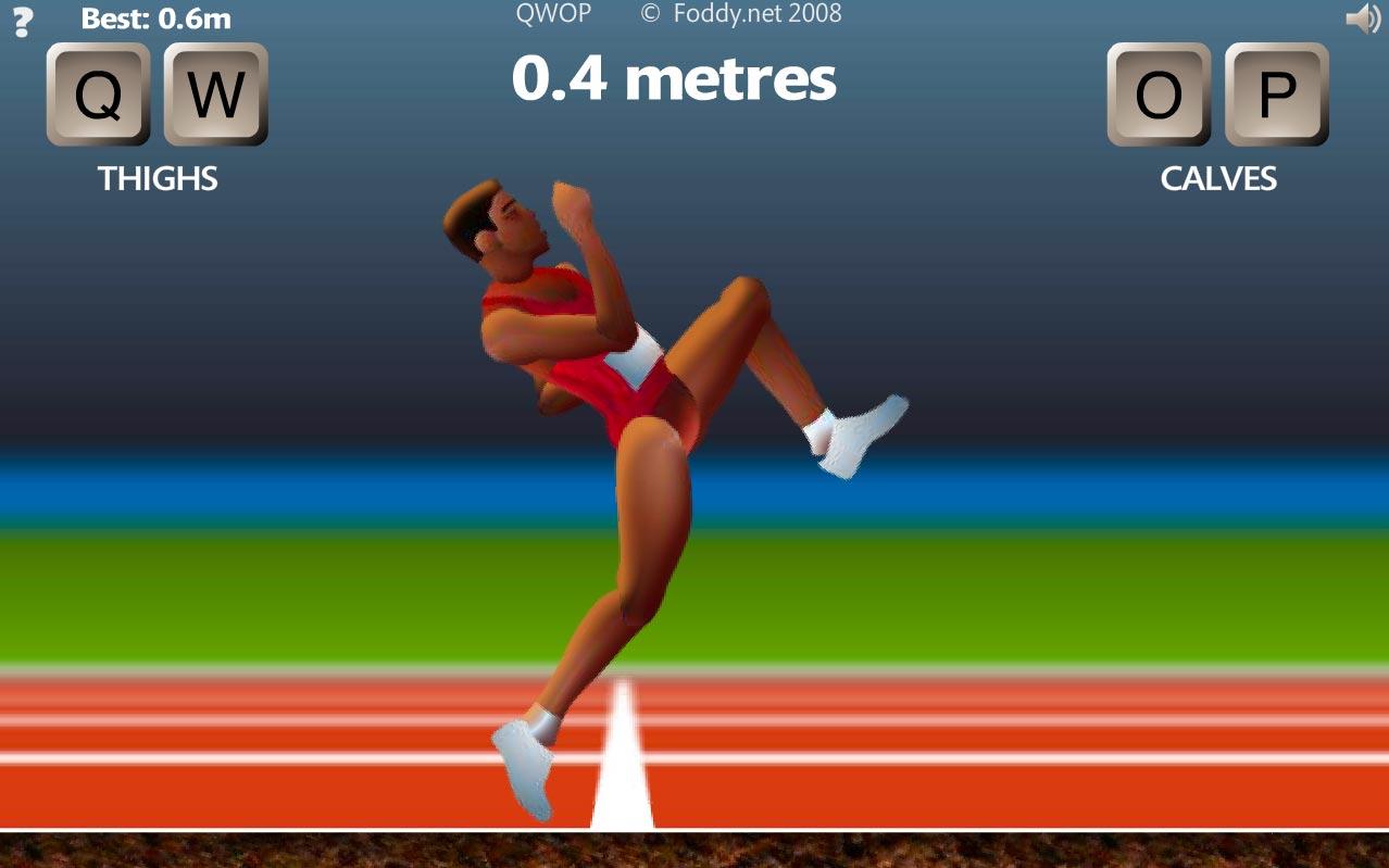 Game image QWOP