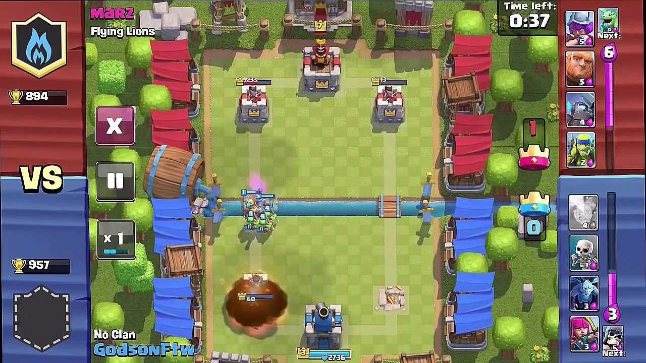 Clash Royale Game - Android and iOS - Parents Guide - Family Video Game  Database