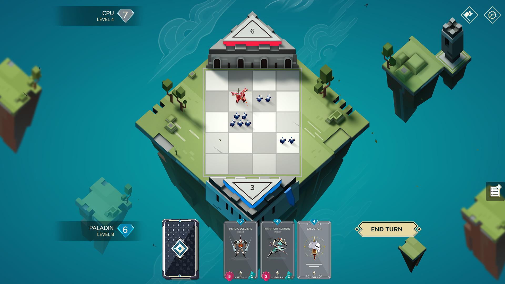 Game image Stormbound Kingdom Wars