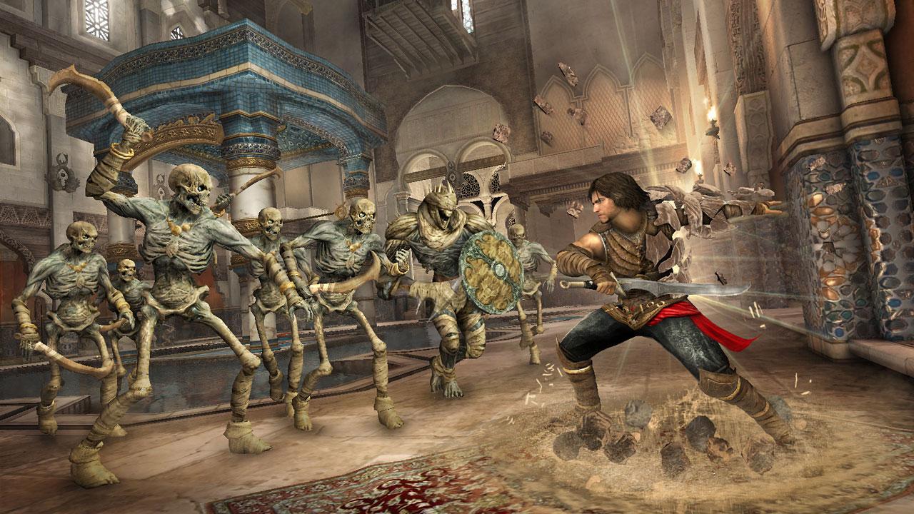 Game image Prince of Persia