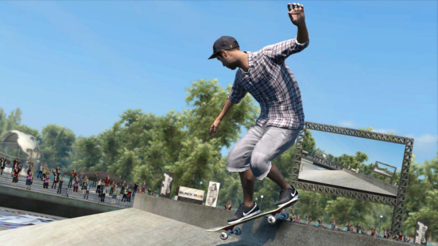 Game image Skate 3