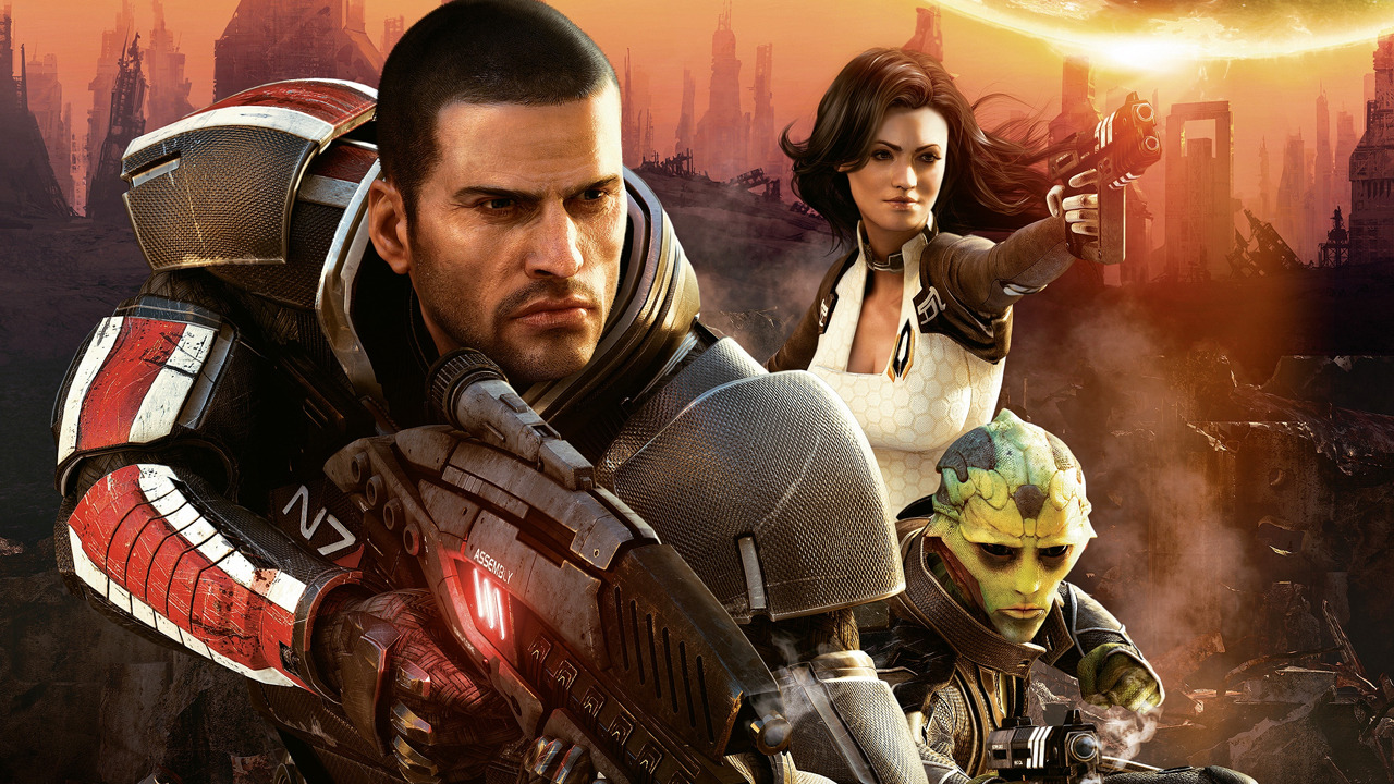 Game image Mass Effect