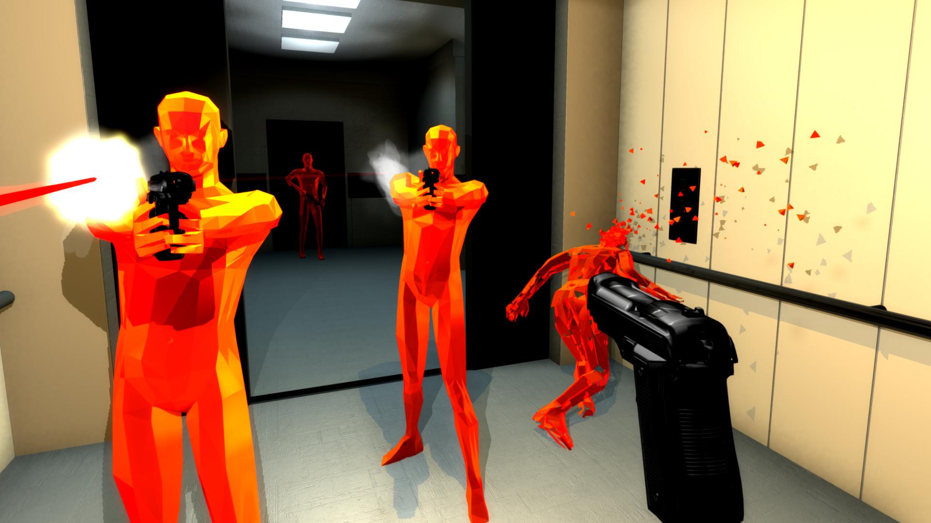 Game image Superhot