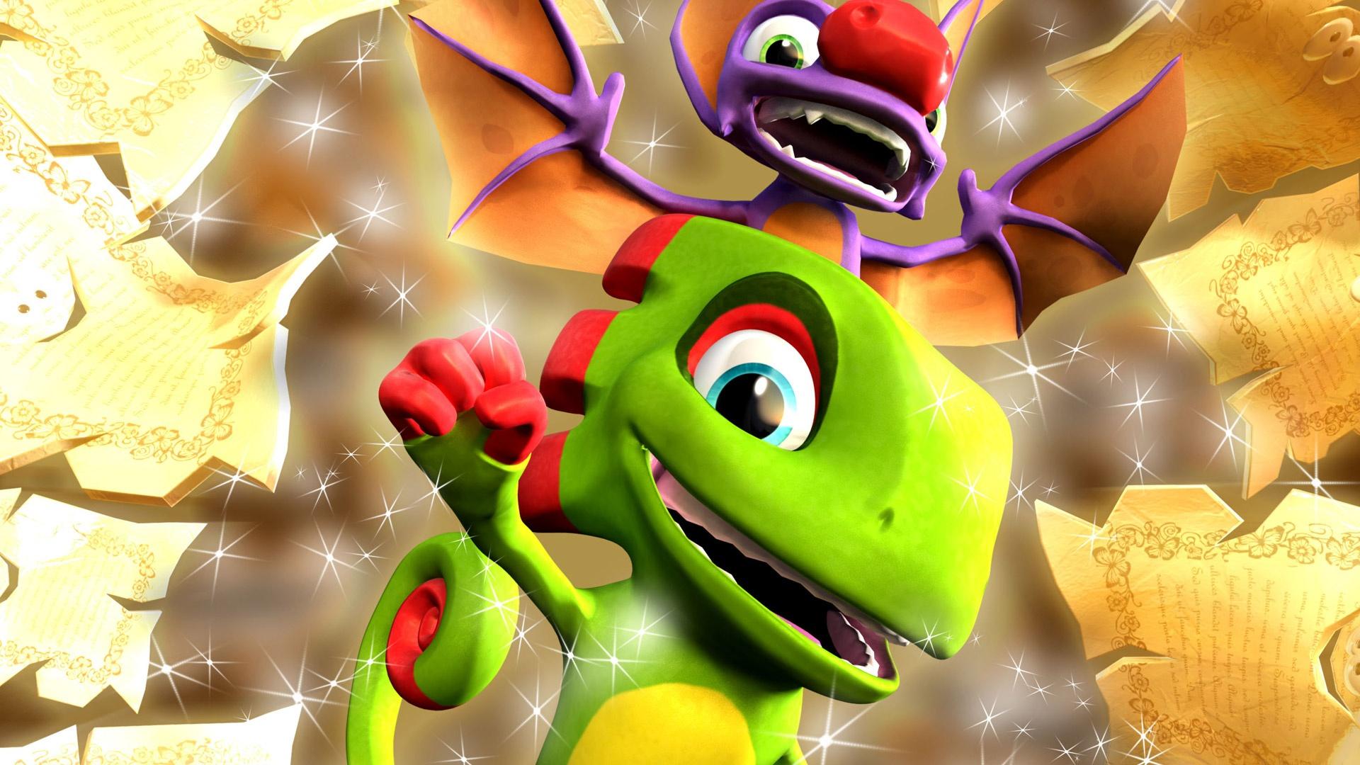 Game image YookaLaylee